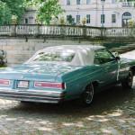 Buick LeSabre Custom Cabrio Baujahr 1975