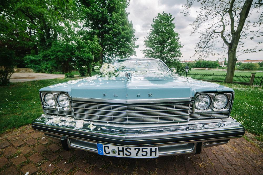 Hochzeit auto chemnitz