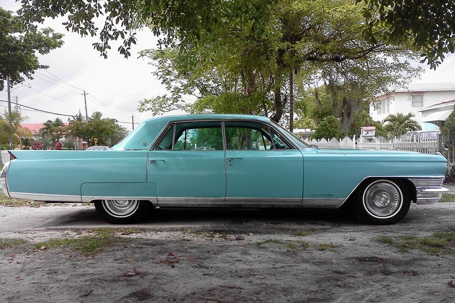 Cadillac Fleetwood 60 Special