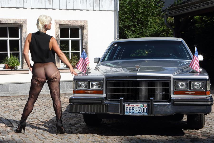 Stretchlimousine Cadillac Fleetwood Brougham