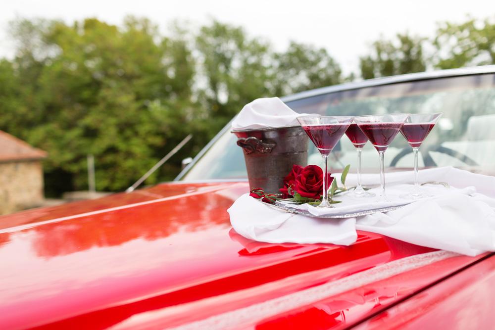 Cadillac DeVille Cabrio Baujahr 1970