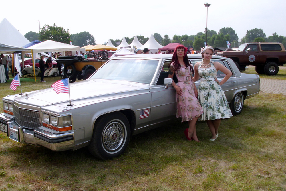 Stretchlimousine Cadillac Fleetwood Brougham