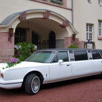 Stretchlimousine Lincoln Town Car