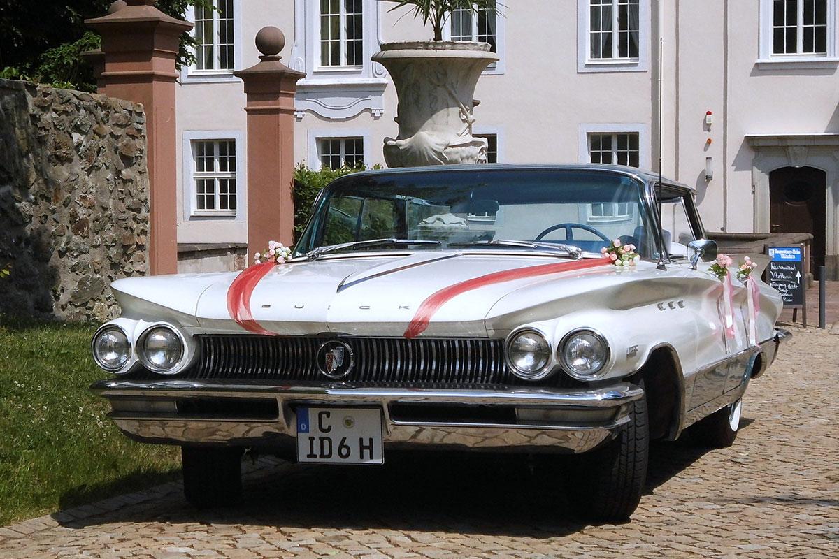Buick Invicta Baujahr 1960