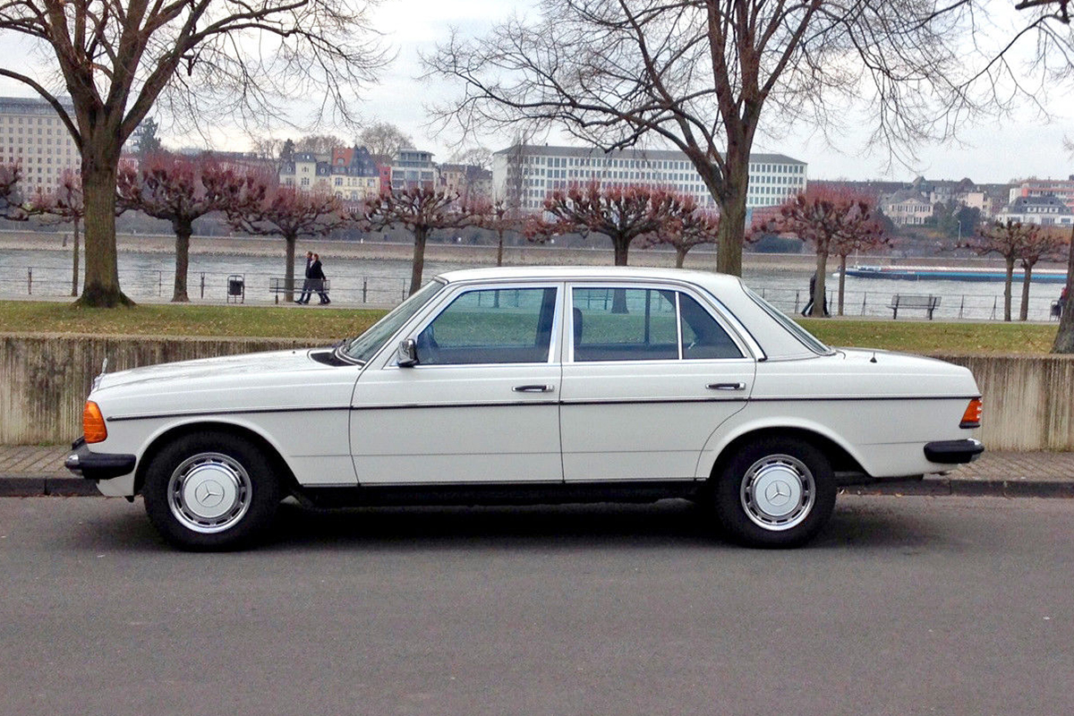 Mercedes 230 E Baujahr 1982