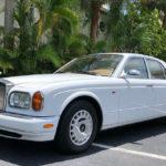 Rolls Royce Silver Seraph Baujahr 1999
